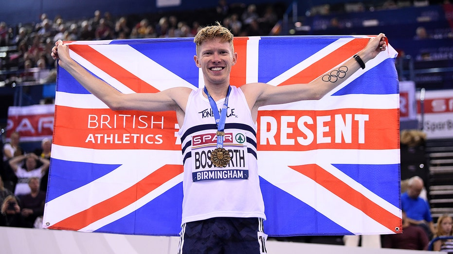Great Britain's Tom Bosworth furious over being fed 'cold slop' at Olympic housing complex