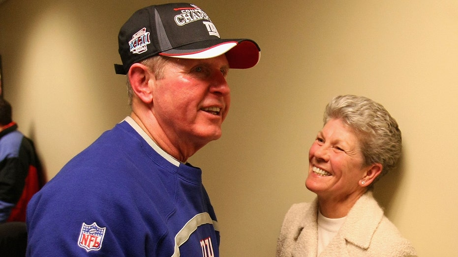 Tom Coughlin reveals wife Judy diagnosed with 'uncommon brain disorder' in gut-wrenching essay