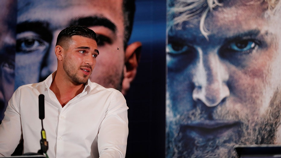 Tommy Fury insists he's focused on opponent, not Jake Paul: 'I've not thought about him'