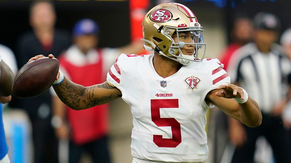 Lance throws 2 TDs passes as 49ers rally to beat Chargers