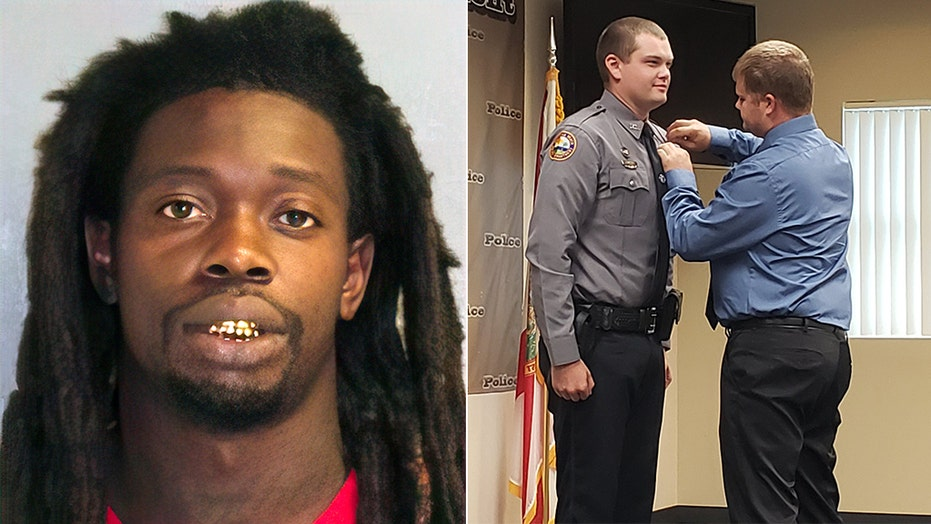 Daytona Beach cop-killing suspect, 29, formally charged with murder