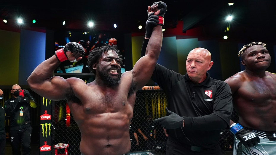 William Knight delivers brutal KO in UFC fight against Fabio Cherant