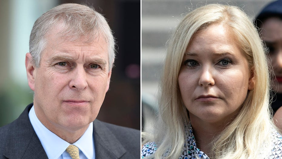 Prince Andrew acknowledges US sex assault lawsuit filed by accuser Virginia Giuffre