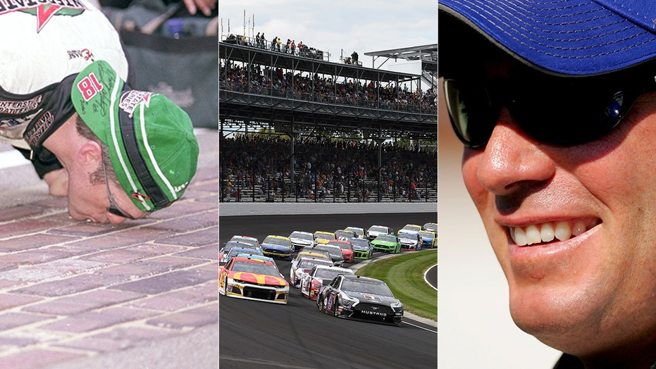 Car quiz: Who are these NASCAR Indianapolis winners?