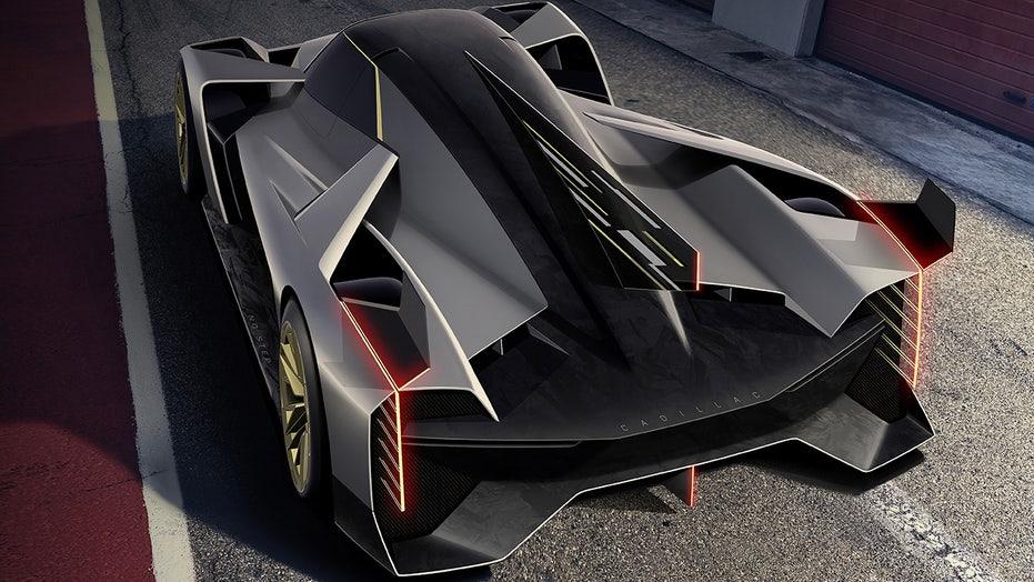 'Hyper' hybrid Cadillac race car coming in 2023