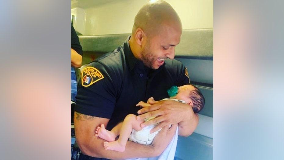 Ohio police find missing 6-week-old baby safe after Amber Alert issued