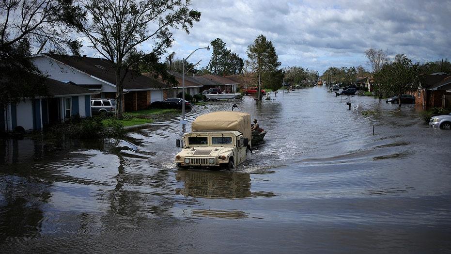 Louisiana congressman Steve Scalise on damage, power outages after Hurricane Ida