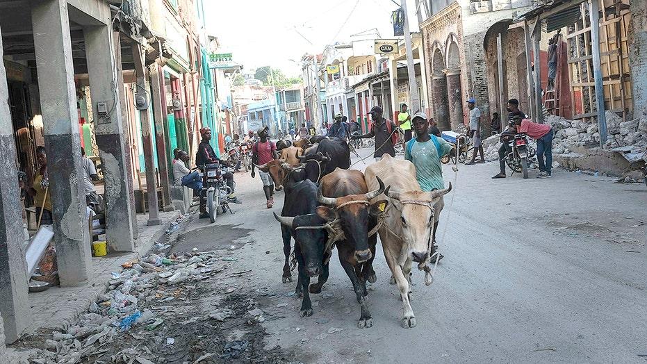Haiti quake: Tensions grow over aid as deaths pass 2K