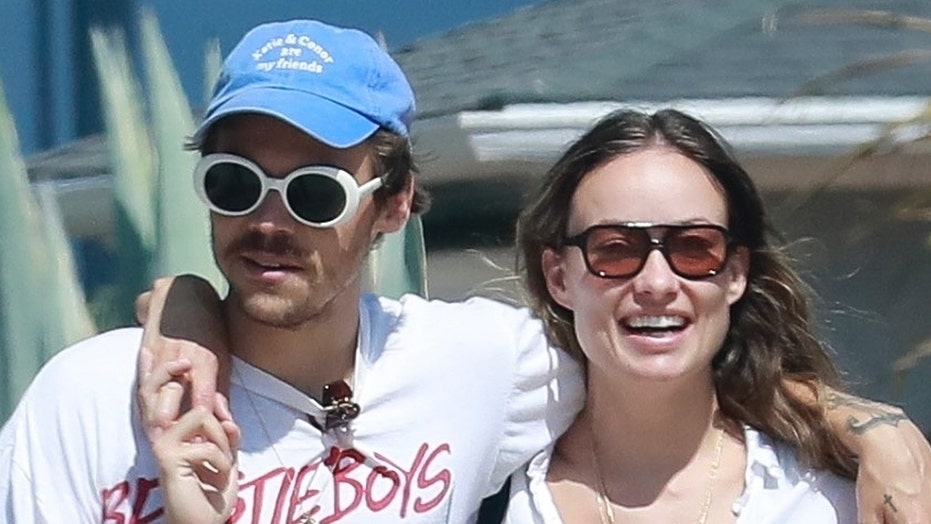 Harry Styles, Olivia Wilde all smiles during trendy LA outing after PDA-filled Italian getaway