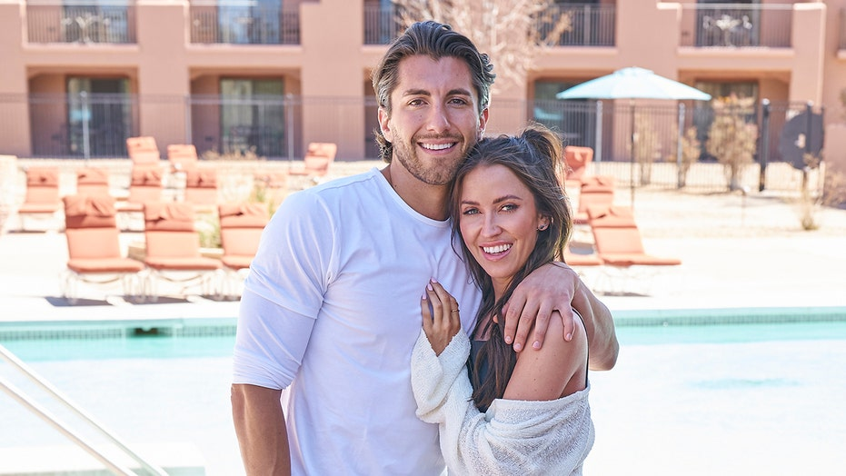 Former 'Bachelorette' contestant Jason Tartick was hit by a car while walking his dog: 'We are lucky boys'