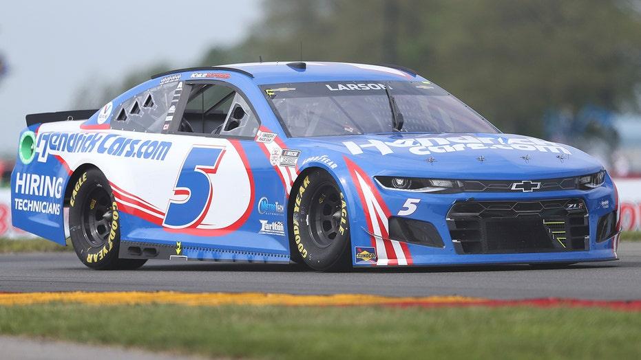 Kyle Larson leads NASCAR standings after Watkins Glen win