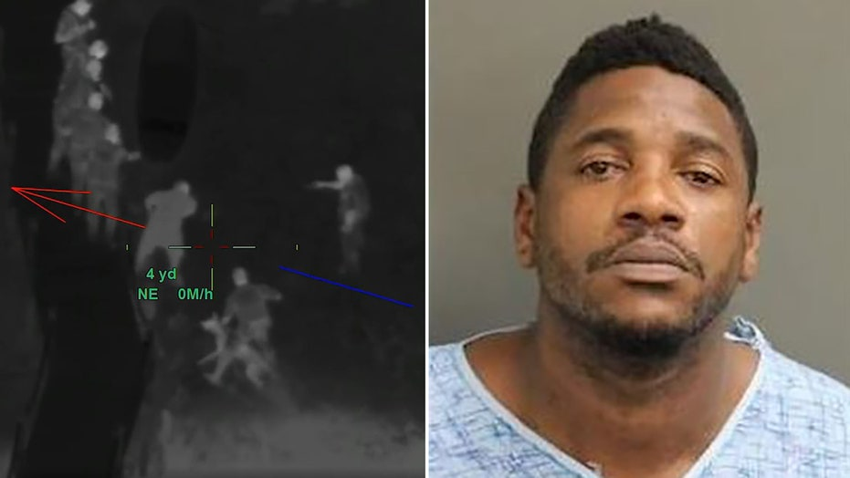 Florida convicted felon carjacks off-duty trooper at gunpoint, leads police on chase, authorities say