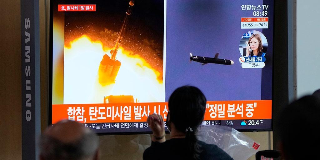North Korea launches ballistic missile into sea, US State Dept. condemns