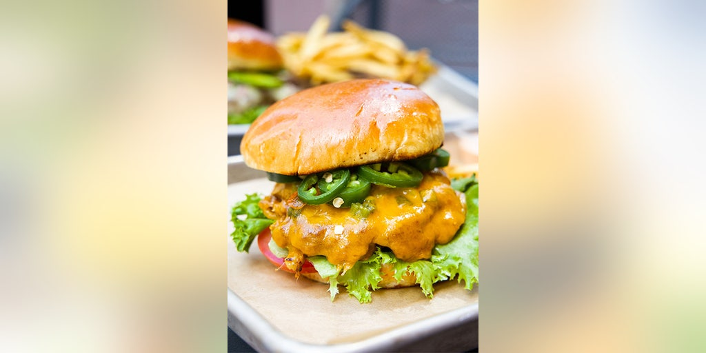 Make the famous 'Meltburger' at home for National Cheeseburger Day