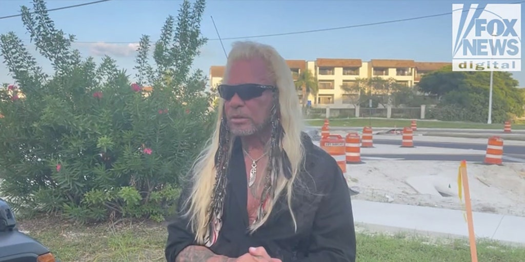 Brian Laundrie search: Tipster sends Dog the Bounty Hunter to campground 75 miles from family home