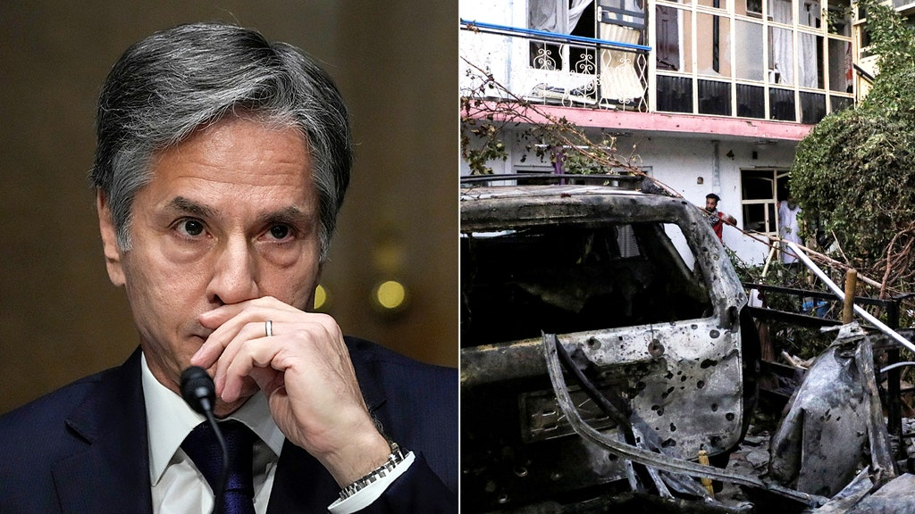 Blinken's admission about deaths from US strike in Kabul amid chilling reports
