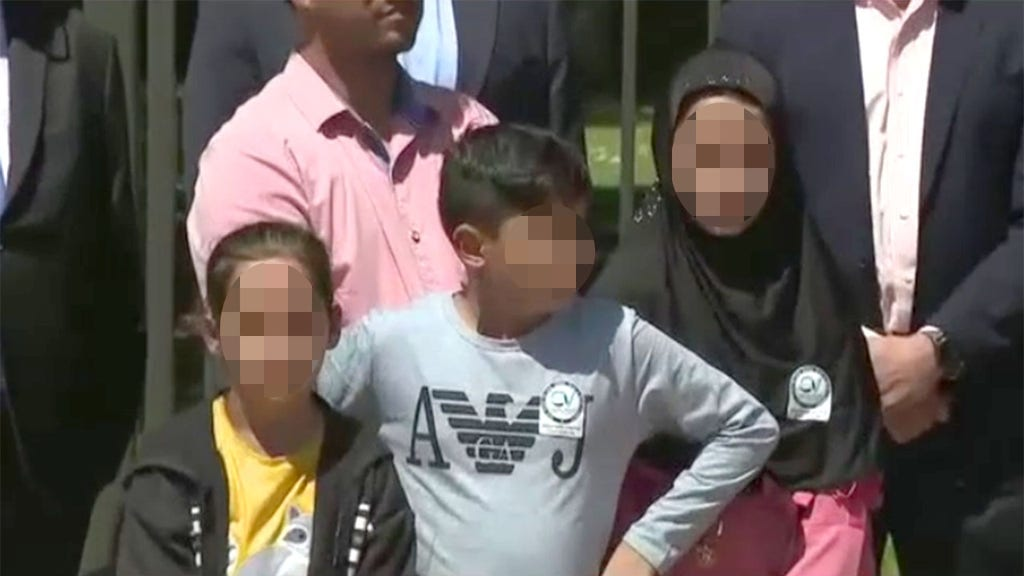 Officials make chilling admission about kids who could be stuck in Afghanistan