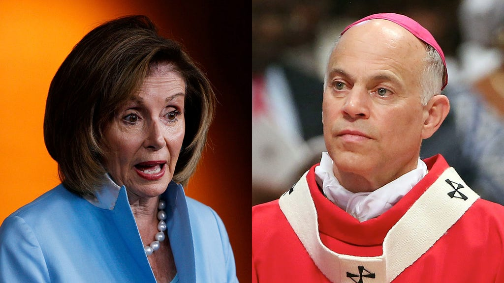 Bishop hopes 'campaign of prayer' will lead to 'conversion of heart' for Pelosi