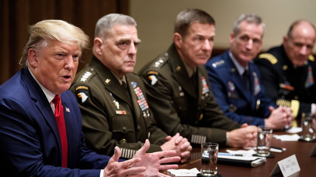 Trump responds to General Milley's claim that calls to China were authorized