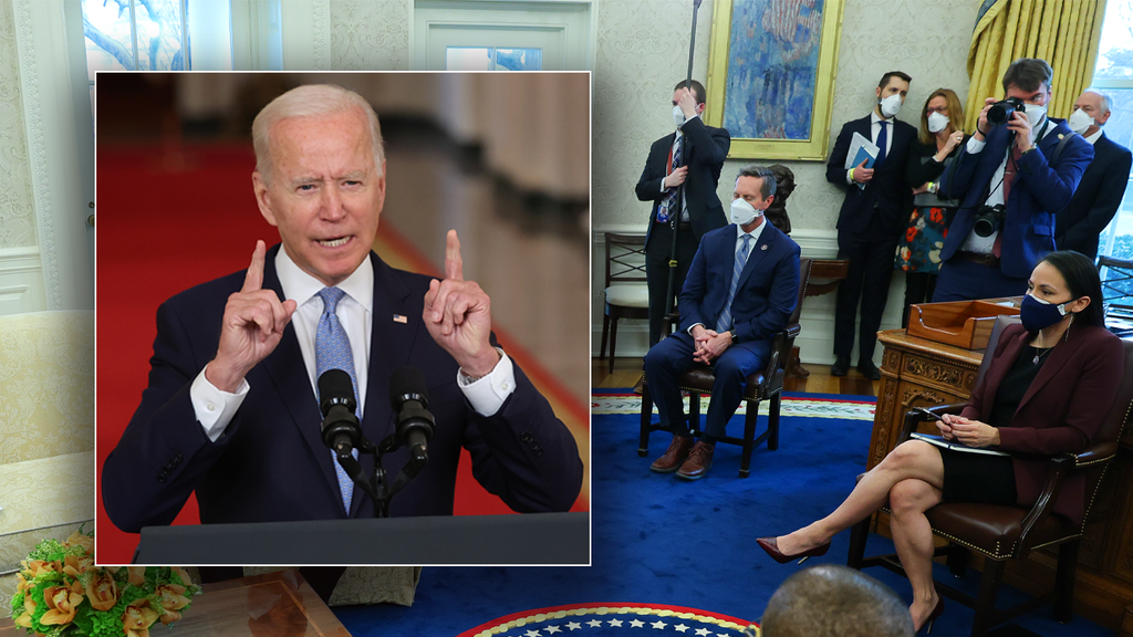 Even Biden's own staff 'literally horrified' he stranded Americans in Afghanistan