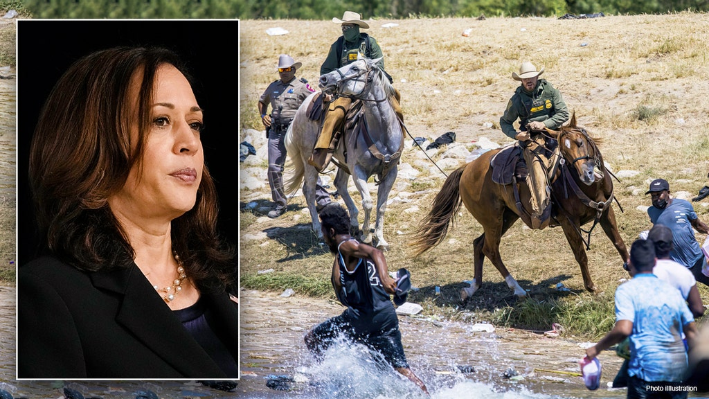 Harris tries to shift blame to Border Patrol as migrant situation spirals