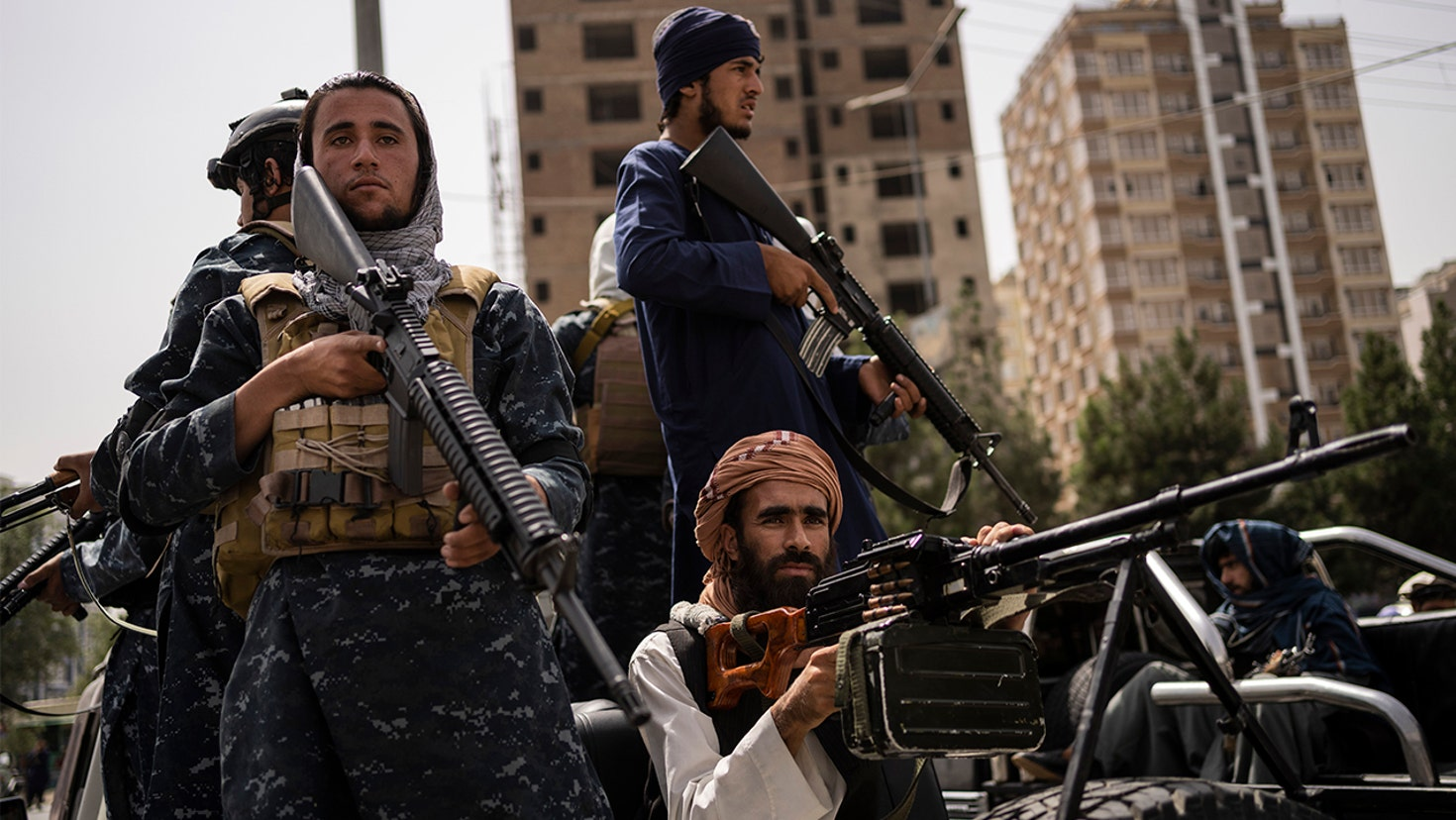 New York City Man Charged in Joining With Taliban to Fight U.S.