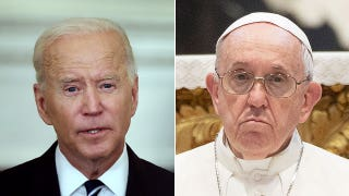 President Biden to meet the pope at the end of October, details have been provided of what will be discussed