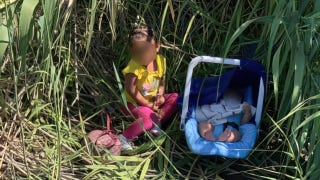Border Patrol find 2 year-old, 3-month-old siblings abandoned in Rio Grande
