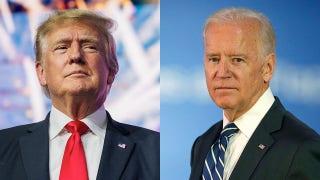 HOWARD KURTZ: Biden's stumbles might boost a Trump comeback — without election meddling