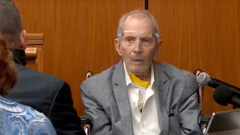 Robert Durst gets life for California murder of best friend