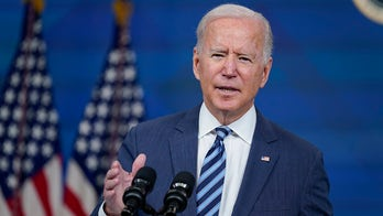 Biden gets foggy talking about daughter's wedding: 'My mind is going blank now'