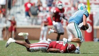No. 2 Oklahoma's defense struggles against Tulane