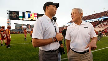 Stay or go? Iowa's Ferentz has been courted like Campbell