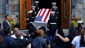 Massachusetts Marine killed by Afghan bomb returns home on 9/11