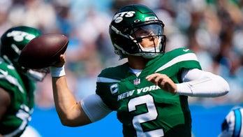 Jets' Zach Wilson throws first NFL touchdown pass, runs for 2-point conversion