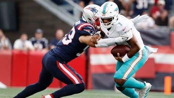 Patriots cornerback jabs Dolphins' Tua Tagovailoa following loss