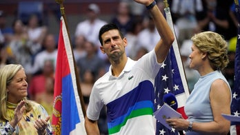 Serbia cries with Djokovic over lost chance to make history