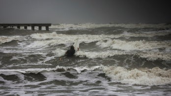 Tropical Storm Nicholas impacts Gulf Coast states, another disturbance being monitored