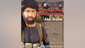 ISIS leader whose group was blamed for deaths of 4 American troops killed by French forces