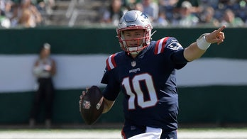 Patriots' Mac Jones on brief conversation with Zach Wilson after victory over Jets: 'Just part of the game'