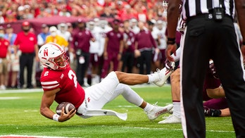 Martinez leads Huskers past Fordham in 52-7 bounce-back win
