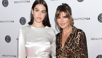 Lisa Rinna gets real about daughter Amelia's relationship with Scott Disick