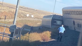 Amtrak train derails in Montana, leaving at least 3 dead: report