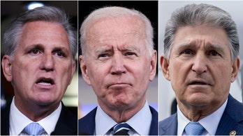 Gridlock City: Voting rights rejected, Biden spending bill still stuck