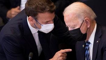 Biden, Macron speak by phone, plan October meeting after diplomatic blow-up