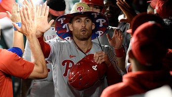 Surging Phillies win 5th in a row, rally past Nationals 12-6