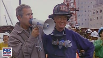 'I Can Hear You': The inside story of George W. Bush's iconic Ground Zero 'bullhorn moment'