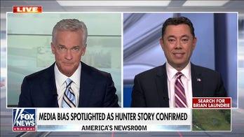 Chaffetz slams Big Tech 'gods' over bias after Politico confirmed Hunter Biden laptop story as true