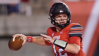 No. 24 Utah pulls away to beat Weber State 40-17 after delay