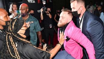 Conor McGregor, MGK involved in fracas on VMAs red carpet